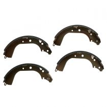 1987 - 2000 Toyota 4Runner Rear Bonded Brake Shoes