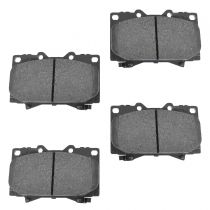 1998 - 2007 Lexus LX470 Front Brake Pads Semi-Metallic