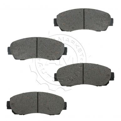 honda odyssey oe replacement brake pad set am autoparts