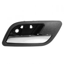 2007 - 2013 Cadillac Escalade Black & Chrome Interior Door Handle Front or Rear Passenger Side