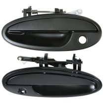 1997 - 1999 Olds Aurora Exterior Door Handle Front Pair