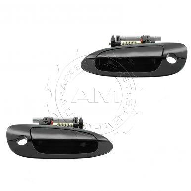 2002 2006 nissan altima smooth black exterior door for 03 nissan altima door handle replacement