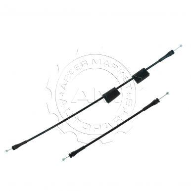 ford e350 van door handle latch cable am autoparts. Black Bedroom Furniture Sets. Home Design Ideas