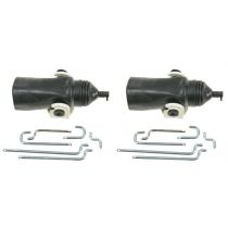 1988 - 1994 Mercury Topaz Door Lock Actuator Rear Pair