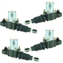 1984 - 1996 Jeep Cherokee Door Lock Actuator (Set of 4)