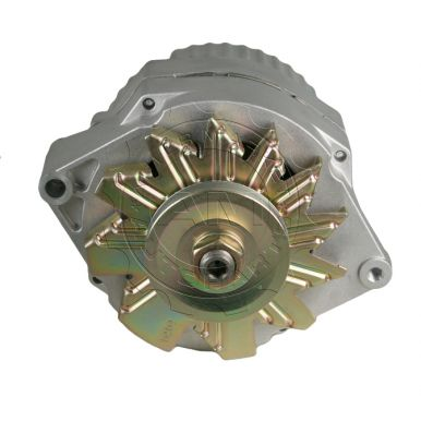 1973 to 1974 Cadillac Deville Alternator 472ci With A/C 63 Amp
