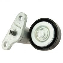 2003 - 2007 Chevy Express 2500 Van A/C Compressor Serpentine Belt Tensioner with Pulley for V8 4.8L (8th Vin Digit V)