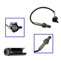 2000 - 2001 Jeep Cherokee O2 Oxygen Sensor with Install Tool Rear Downstream for L6 4.0L
