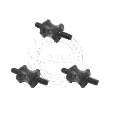 1996 - 2001 BMW 740iL Secondary Air Injection Pump Rubber Mount (Set of 3)
