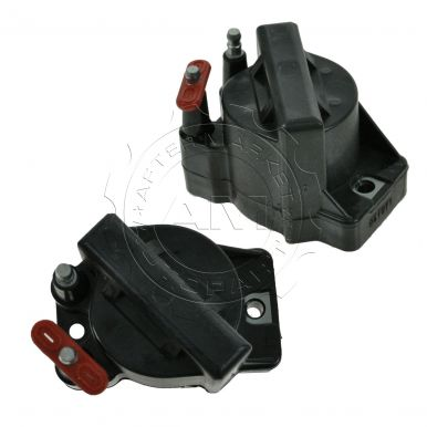 1987 - 1989 Chevy Cavalier Ignition Coil (Set of 2) for L4 2.0L (Wells)