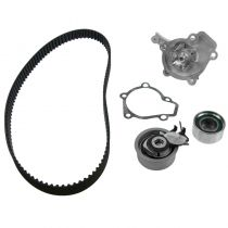 2006 Kia Sportage Timing Belt Kit with Water Pump for L4 2.0L (Built After 5/23/06 Production Date) (Gates)