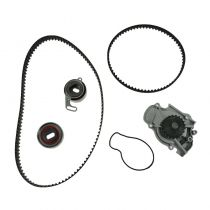 1994 - 1997 Honda Accord EX Timing Belt Kit with Water Pump for L4 2.2L VTEC (Gates)