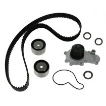 1995 - 1999 Dodge Neon Timing Belt and Component Kit with Water Pump and Seals (8 Piece) for L4 2.0L DOHC