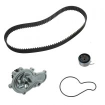 1996 - 2005 Dodge Neon Timing Belt Kit with Water Pump and Tensioner for L4 2.0L SOHC (8th Vin Digit C) for Models with Mechanical Tensioner (Gates)