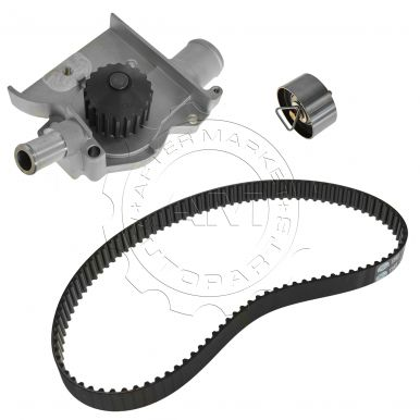 1997 - 2002 Ford Escort Timing Belt Kit with Water Pump for L4 2.0L SOHC (Gates)