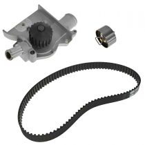 1997 - 1999 Mercury Tracer  Timing Belt Kit with Water Pump for L4 2.0L (Gates)