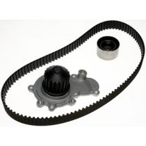 1995 - 1998 Dodge Neon Timing Belt Kit with Water Pump for L4 2.0L SOHC for Models with Hydraulic Tensioner (Gates)