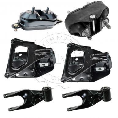 2002 chevy impala engine transmission mount kit am. Black Bedroom Furniture Sets. Home Design Ideas