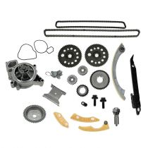 2002 - 2005 Pontiac Sunfire Timing Chain with Water Pump and Sprocket Set for L4 2.2L DOHC (8th Vin Digit F)