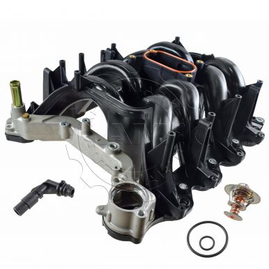 2000 - 2003 Ford F150 Truck Upper Intake Manifold (One Piece Design) for V8 5.4L SOHC (excluding Lightning Models)