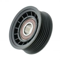 1996 - 1999 Chevy Suburban Serpentine Belt Idler Pulley (Grooved) for V8 5.7L (without Air Conditioning)