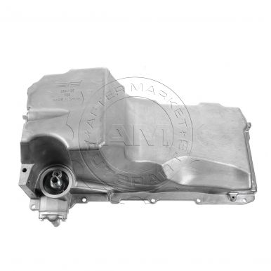 2001 - 2006 GMC Sierra 1500 Engine Oil Pan for V8 6.0L