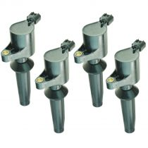 2003 - 2004 Ford Focus Ignition Coil (Set of 4) for L4 2.3L