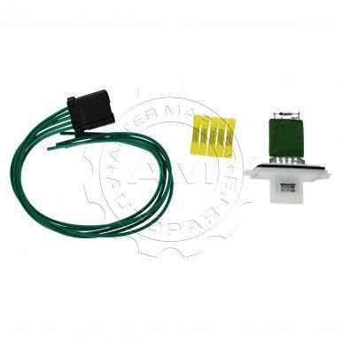 Dodge durango heater blower motor resistor with plug for 2001 dodge durango blower motor