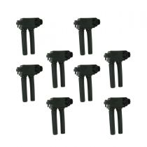 2006 - 2010 Jeep Grand Cherokee Ignition Coil (Set of 8) for V8 6.1L