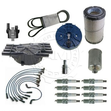 1996 - 1998 Chevy C2500 Truck Engine Tune Up Kit for V8 5.7L