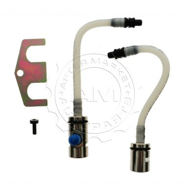 1992 - 1994 GMC Jimmy S-15 Central Port Injection Fuel Return Lines SET for V6 4.3L (8th Vin Digit Z)