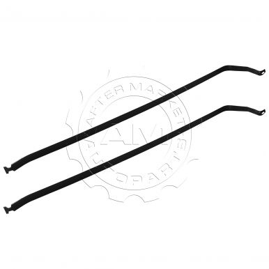 plymouth road runner fuel tank straps