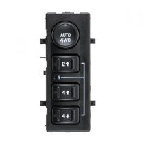 2003 - 2006 Chevy Suburban Four Wheel Drive Switch for Models with Automatic 4WD RPO Code NP8