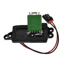 2003 - 2006 Chevy Suburban Front Blower Motor Resistor 4 Hole Mounting Flange (without Automatic Temperature Control)