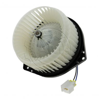Nissan sentra heater blower motor with fan cage am autoparts for Nissan frontier blower motor not working