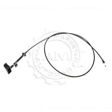 1998 Jeep Cherokee Install Hood Cable