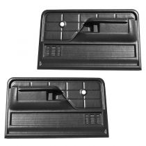 1973 - 1979 Ford F350 Truck Molded Plastic Door Panels