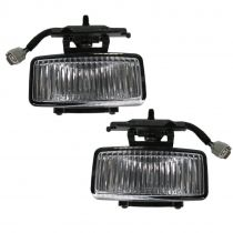 1997 - 2001 Jeep Cherokee Fog / Driving Light Pair