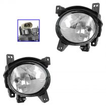 2010 - 2012 Hyundai Santa Fe Fog / Driving Light Pair