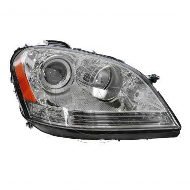 Mercedes benz ml350 headlight am autoparts for Mercedes benz ml350 headlight bulb