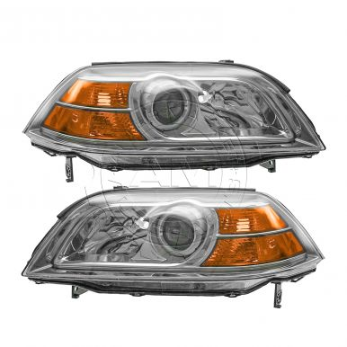 2006 Acura  on 2004   2006 Acura Mdx Headlight Pair