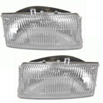 1997 - 2004 Dodge Dakota Headlight Pair