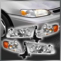 1998 - 2000 Toyota Corolla Headlight and Corner Light Kit