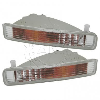 1991 Acura Legend on 1991   1994 Acura Legend 4 Door Front Parking Light Pair