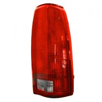 1988 - 2000 Chevy C2500 Truck Tail Light (without Circuit Board) Passenger Side