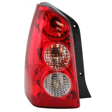 Mazda Tribute Tail Light Am Autoparts