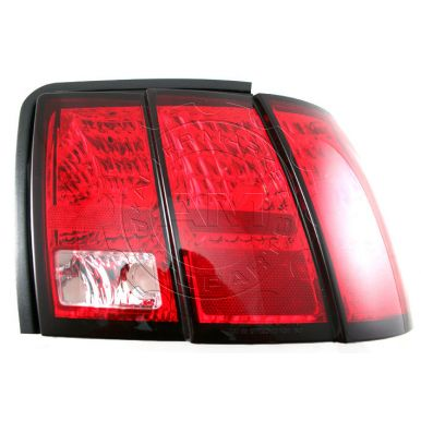 ford mustang tail light am autoparts. Black Bedroom Furniture Sets. Home Design Ideas