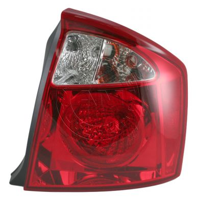Kia Spectra Tail Light Am Autoparts