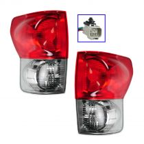 2007 - 2009 Toyota Tundra Tail Light Pair
