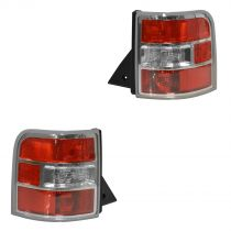 2009 - 2013 Ford Flex Tail Light Pair (excluding LED) Ford 8A8Z-13405-D, 8A8Z-13404-D